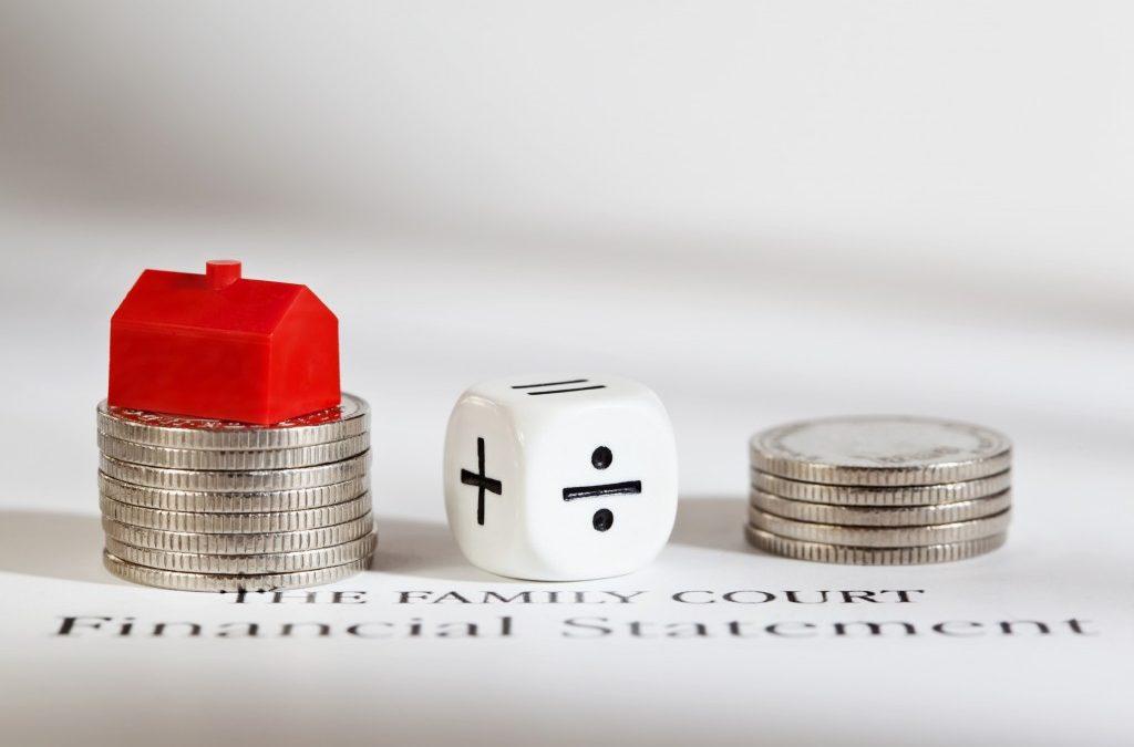 Why you should sort finances on divorce sooner rather than later